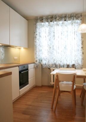 Väikse köögi kujundus