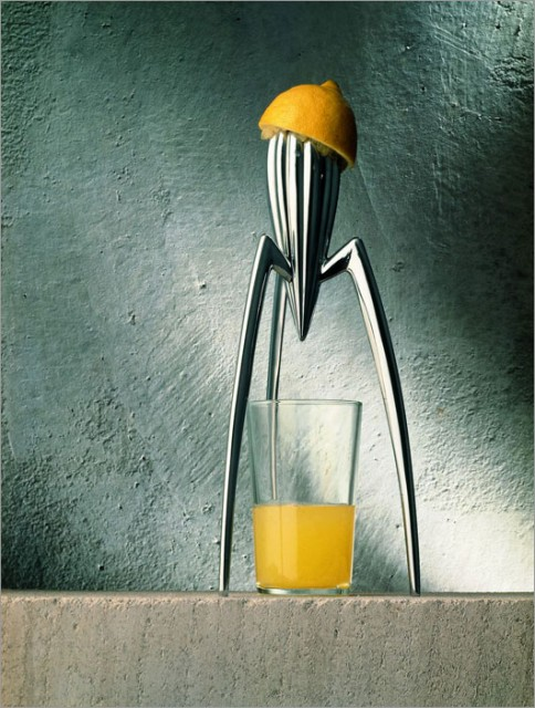 Juicy Salif lemon squeezer