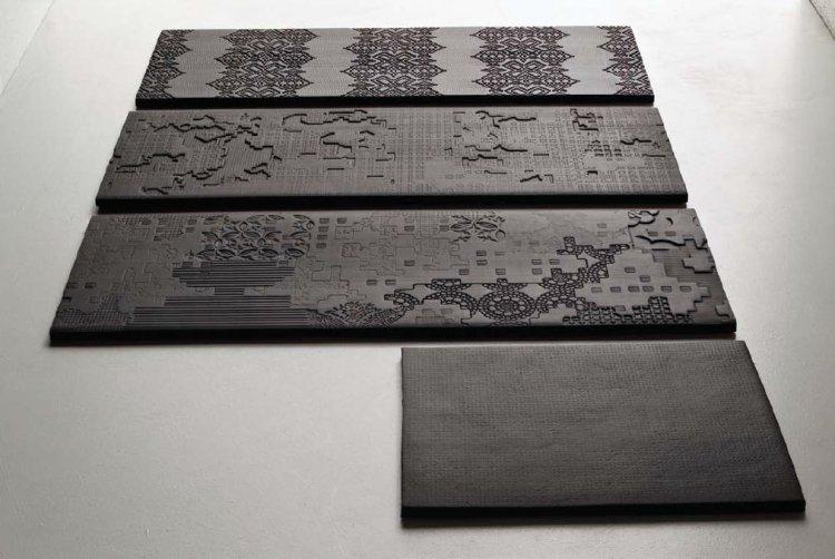 tiles for Mutina, basrelief