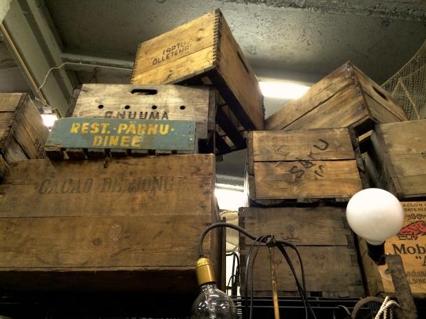 Khuulid puidust kastid - hea & ülimalt stiilne viis nt küttepuude hoidmiseks