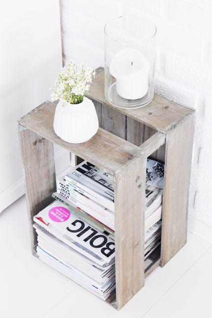 Ustav puidust kast :)
