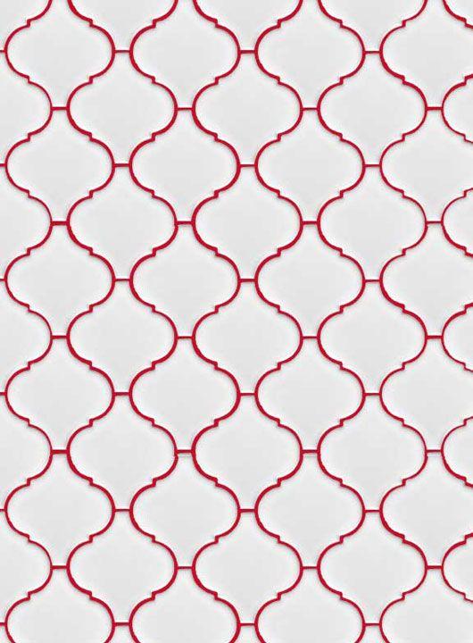 Veel üks näide, kuidas värviline vuugivahe muudab tavalise valge plaadi hoopis erilisemaks