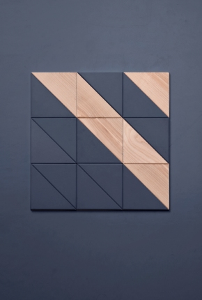 Decorative tile by Studio FILD